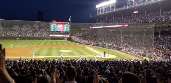 Wrigley Field, section: 212, row: 7, seat: 25