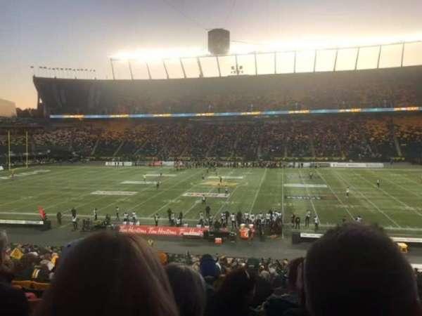 Commonwealth Stadium (Edmonton), section: T, row: 32, seat: 1
