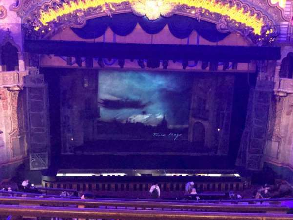 Majestic Theatre - San Antonio, section: Mezzanine C, row: CC, seat: 11