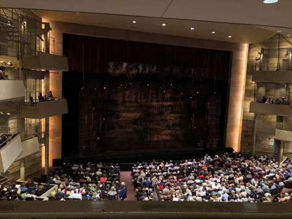 Temple Buell Theatre, section: Mezzanine E, row: A, seat: 206