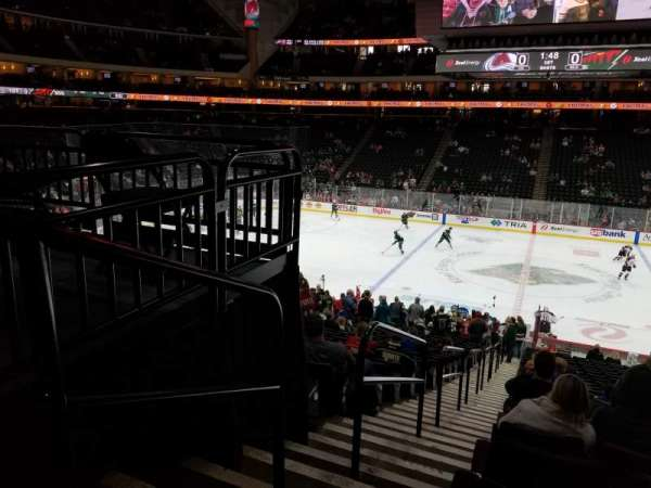 xcel energy center, section: 116, row: 26, seat: 20