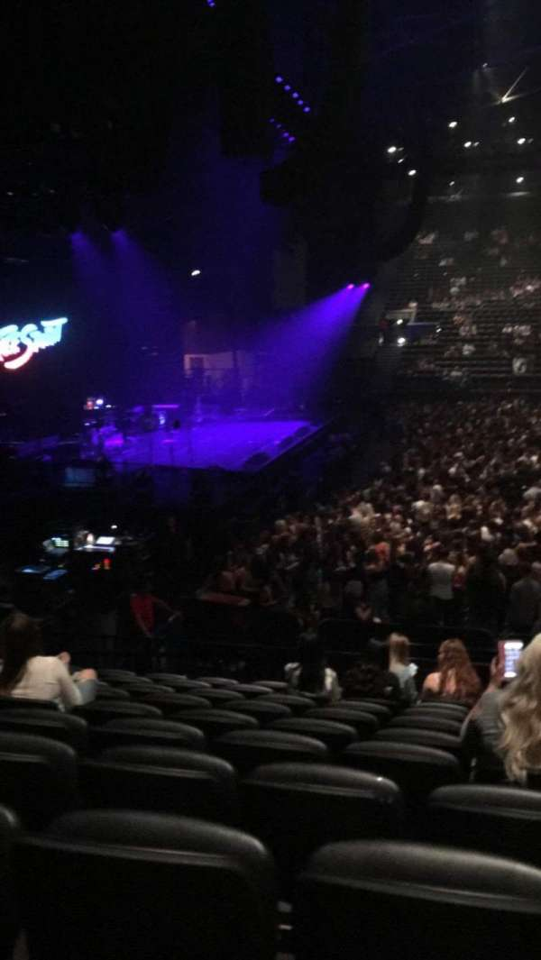 Resorts World Arena, section: 16, row: K, seat: 506-505