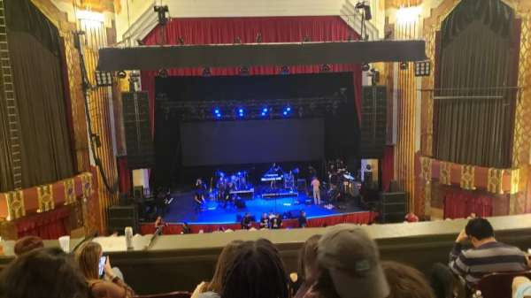 Paramount Theatre (Denver), section: MEZZL, row: E, seat: 2