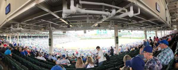 Wrigley Field, section: 223, row: 18, seat: 18