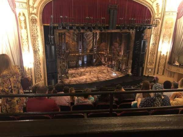 Orpheum Theatre (Omaha), section: Balcony, row: A, seat: 15