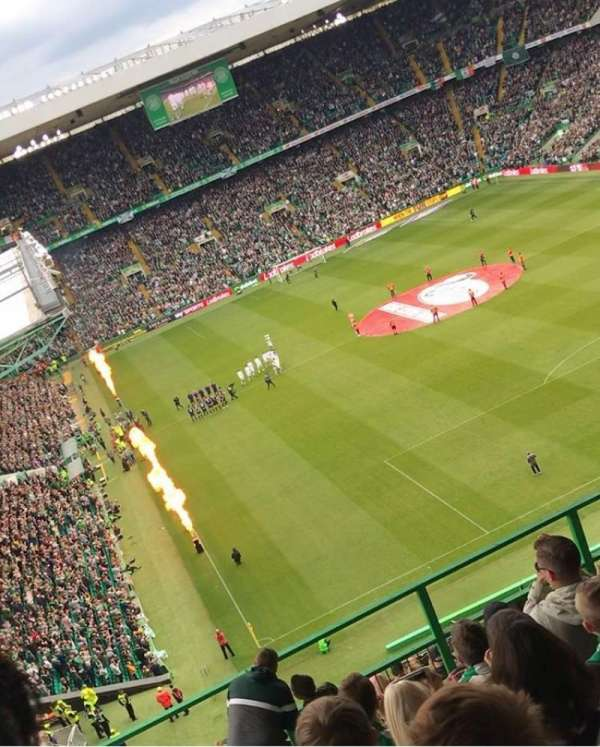 Celtic Park, section: 419, row: R, seat: 07