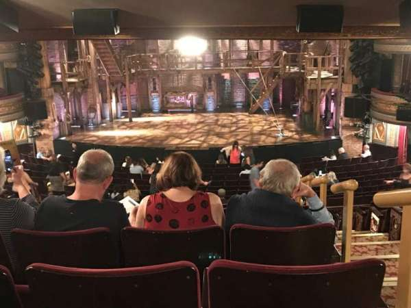 Richard Rodgers Theatre, section: Orchestra C, row: W, seat: 101