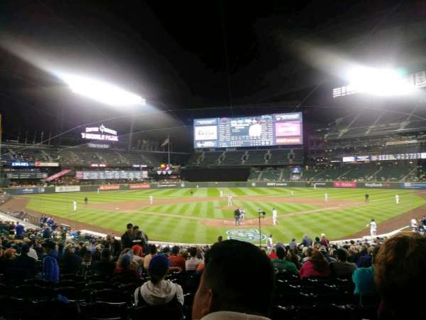 T-Mobile Park, section: 131, row: 26, seat: 6