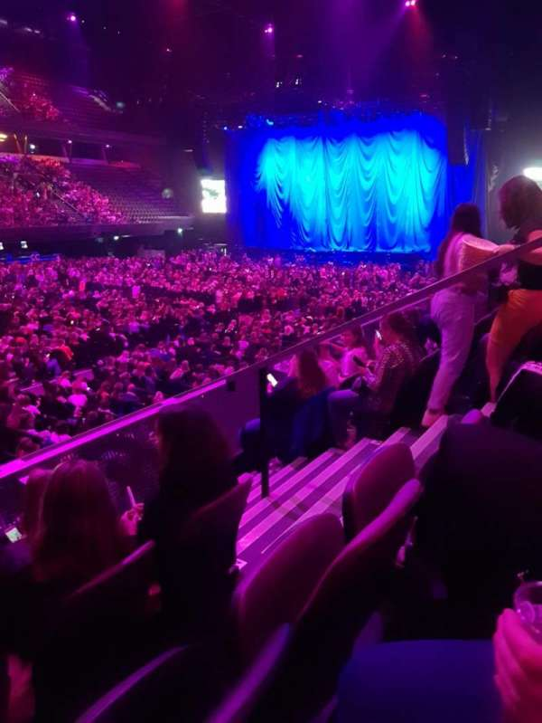 Ziggo Dome, section: 104, row: 4, seat: 111