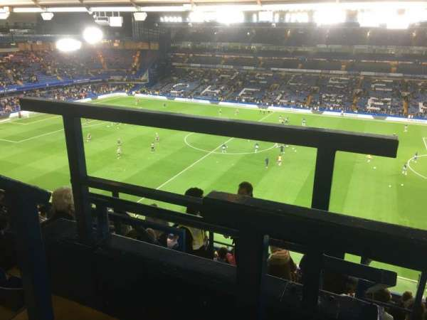 Stamford Bridge, section: East Stand Upper 7, row: 17, seat: 42