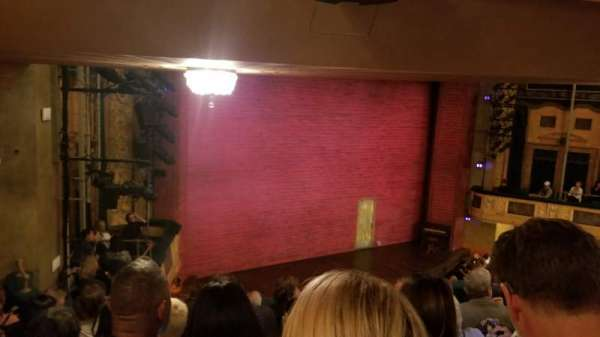 Shubert Theatre, section: Mezzanine L, row: G, seat: 23 and 25