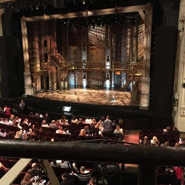 Orpheum Theatre (San Francisco), section: Loge R, row: A, seat: 4