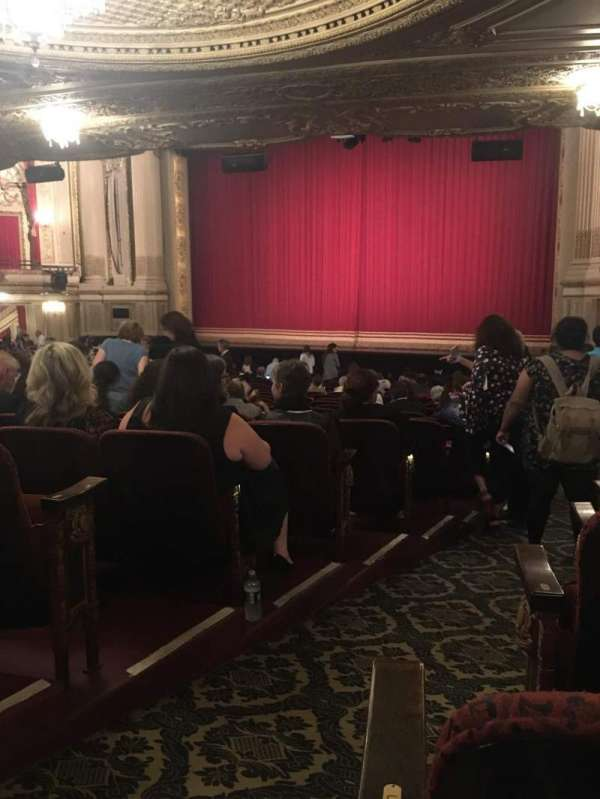 Citizens Bank Opera House, section: RORCLV, row: V, seat: 32