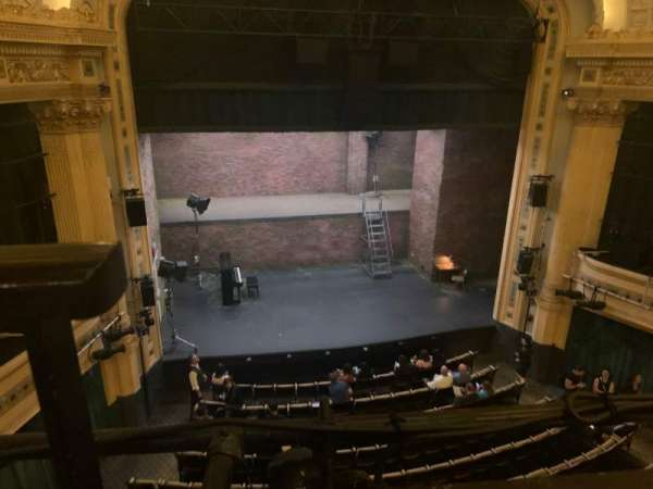 Hudson Theatre, section: Balcony C, row: A, seat: 101