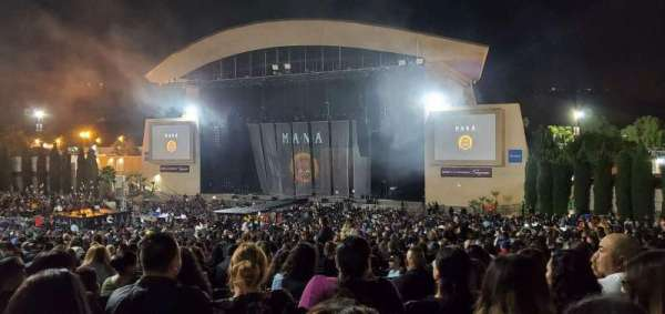 North Island Credit Union Amphitheatre, section: 302, row: G, seat: 25
