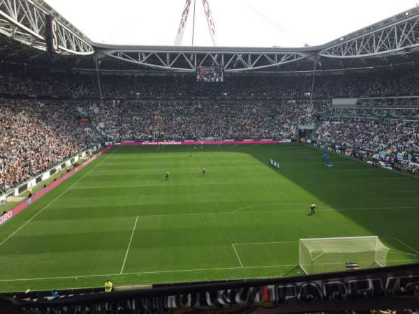 Allianz Stadium (Turin), section: 109, row: 29, seat: 4