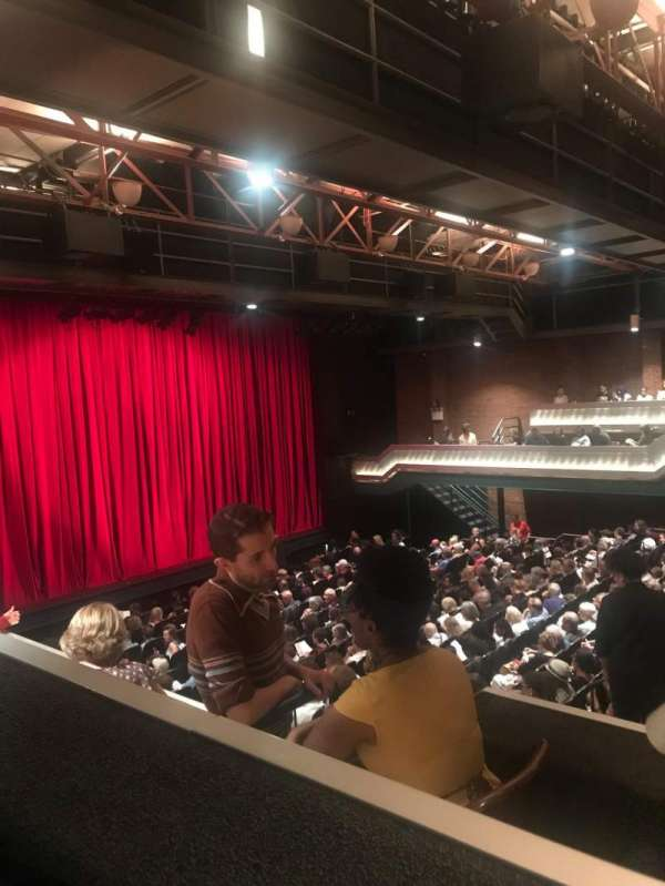 The Joyce Theater, section: L, seat: 331