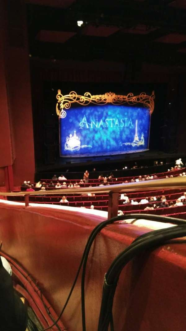 San Diego Civic Theatre, section: Lower Loge Left 2, row: N, seat: 1