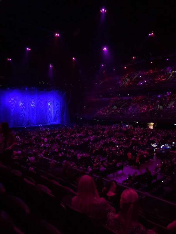 Ziggo Dome, section: 108, row: 7, seat: 303