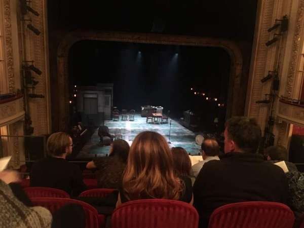 Royal Alexandra Theatre, section: Dress circle, row: D, seat: 26