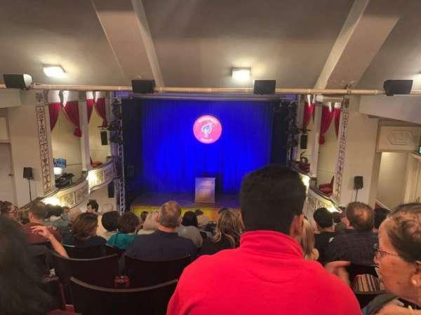 Vaudeville Theatre, section: Dress Circle, row: J, seat: 12