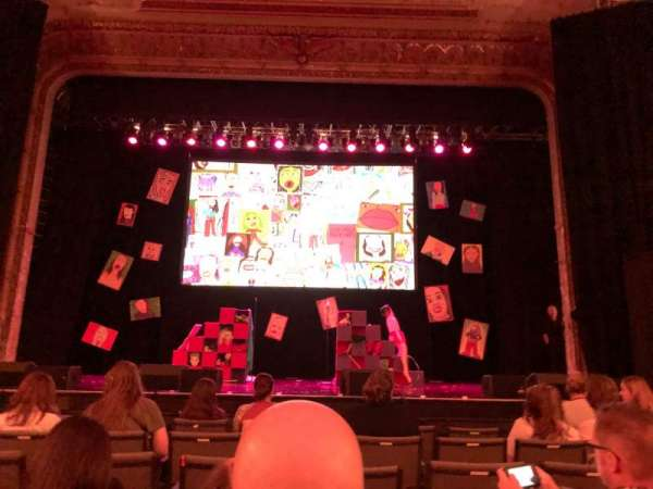 Keswick Theatre, section: Center, row: CC, seat: 104