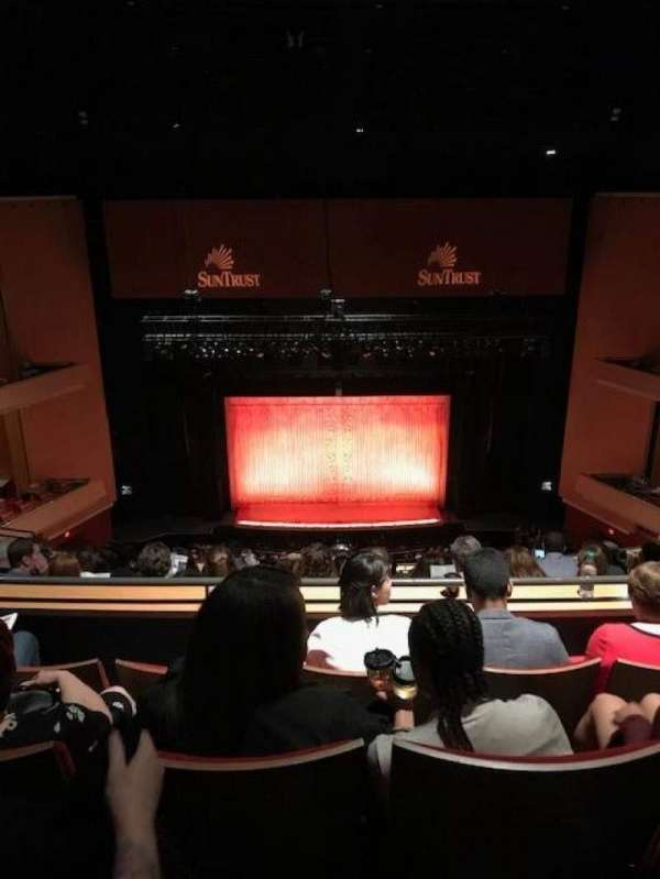 Durham Performing Arts Center, section: Balcony 9, row: M, seat: 114