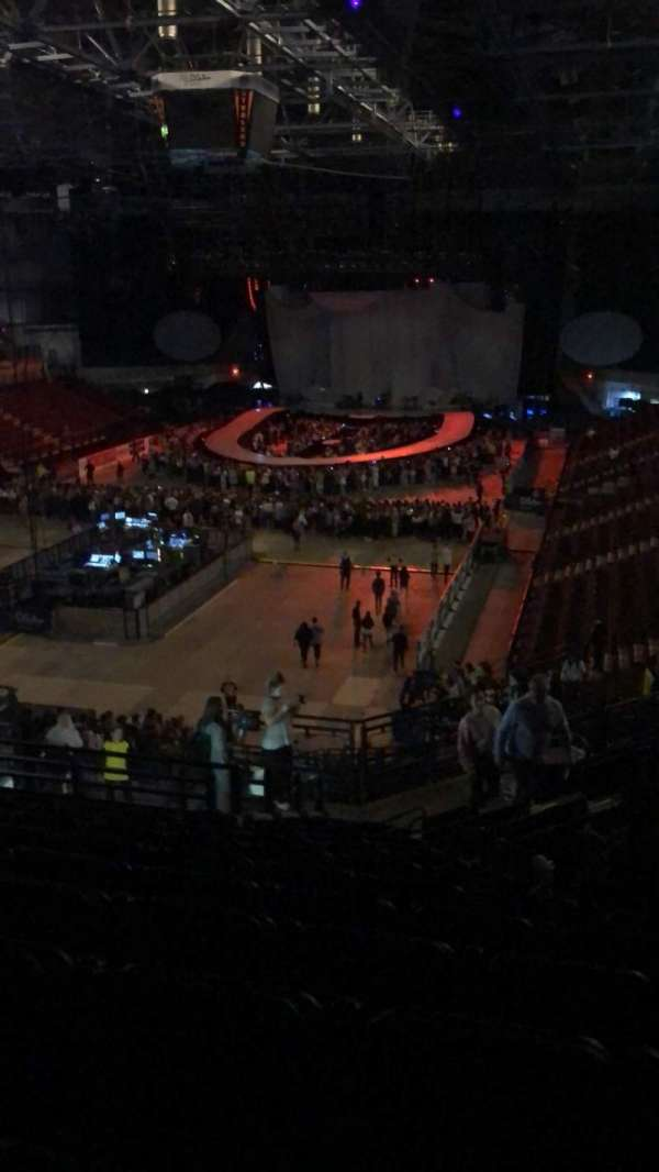 FlyDSA Arena, section: 212, row: P, seat: 19