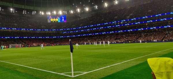 Tottenham Hotspur Stadium, section: 258, row: 2, seat: 370