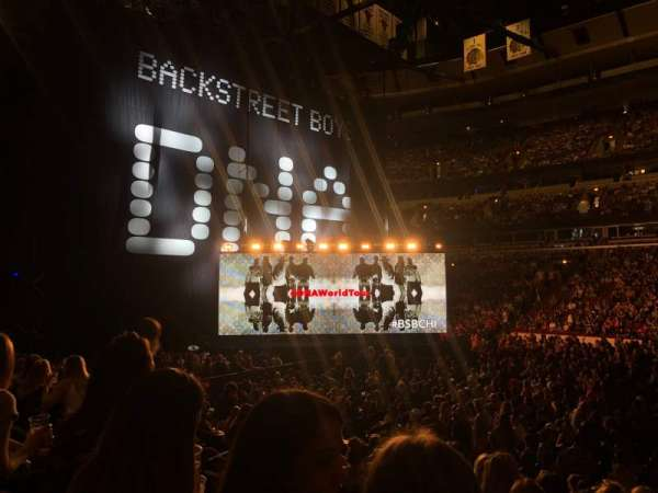 United Center, section: 111, row: 11, seat: 11