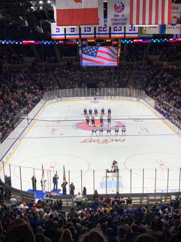 Nassau Veterans Memorial Coliseum, section: 233, row: 6, seat: 14