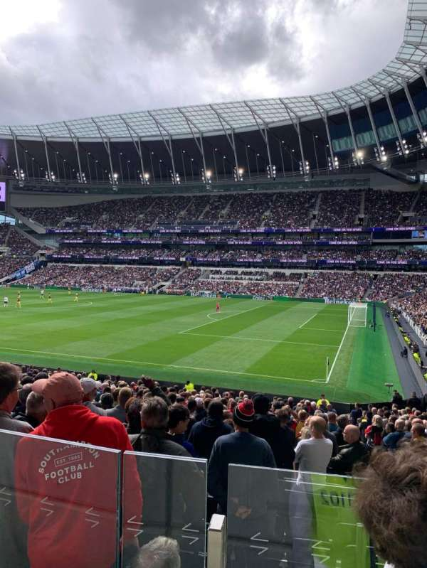 Tottenham Hotspur Stadium, section: Suite 238, row: 1, seat: 529