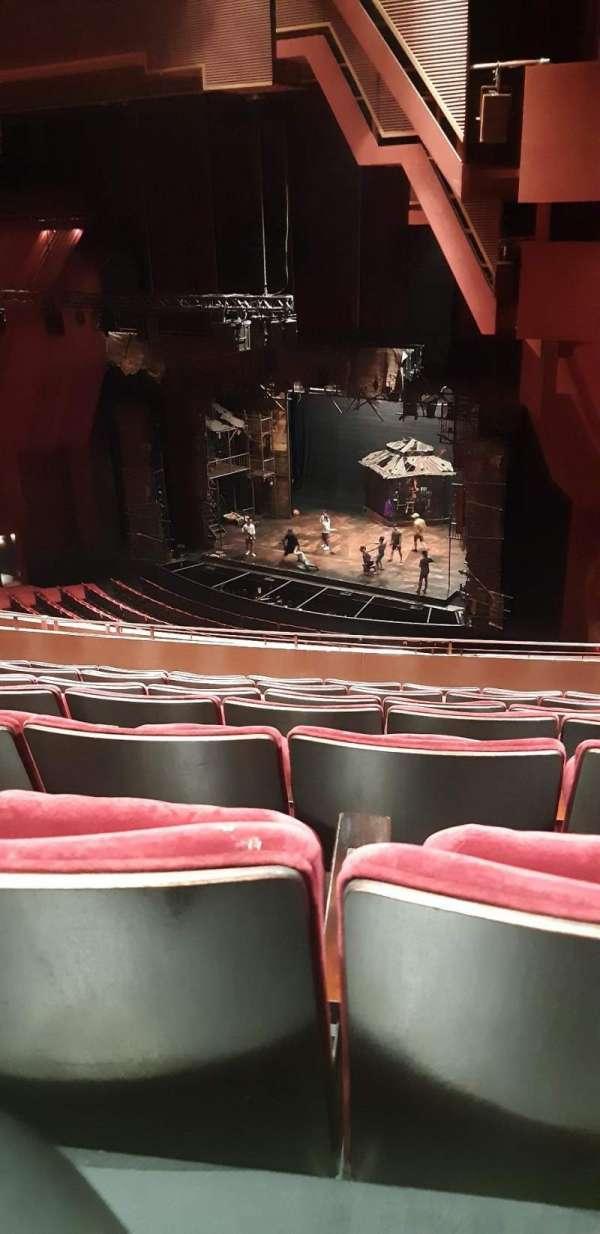 Segerstrom Hall, section: Loge, row: Q, seat: 103