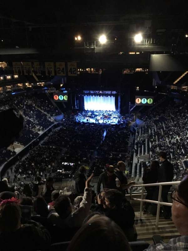 Chase Center, section: 212, row: 19, seat: 2