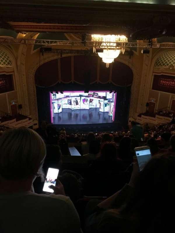 Orpheum Theatre (Minneapolis), section: 7, row: V, seat: 5