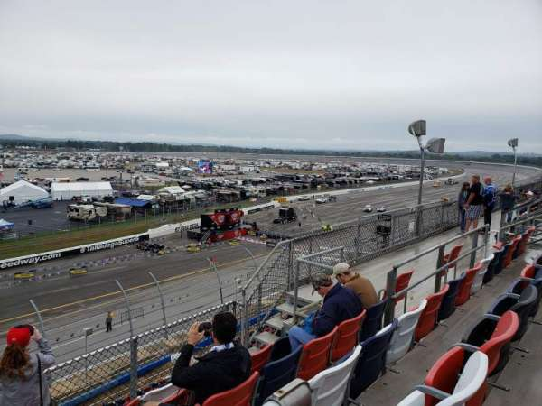 Talladega Superspeedway, section: F, row: 31, seat: 2