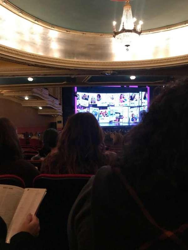 Orpheum Theatre (Minneapolis), section: 3, row: FF, seat: 8