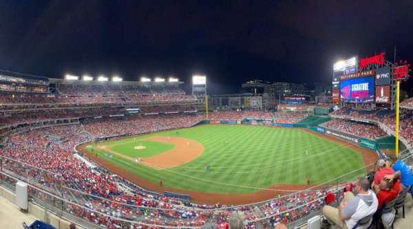 Nationals Park, section: 224, row: D, seat: 11