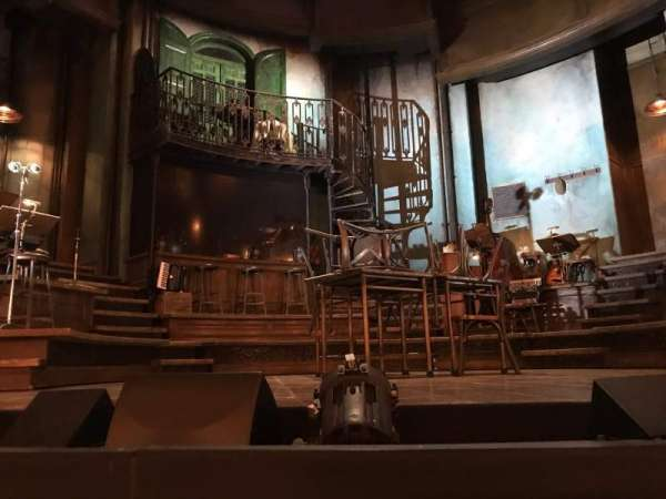 Walter Kerr Theatre, section: Orchestra C, row: C, seat: 109