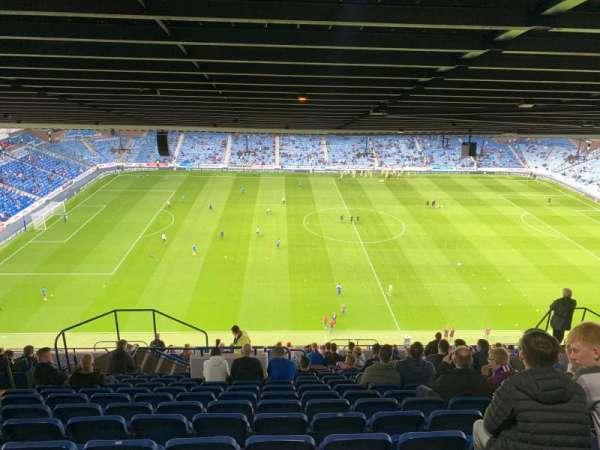 Ibrox Stadium, section: CD4, row: AA, seat: 192