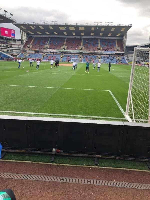 Turf Moor, section: Away, row: A, seat: 67