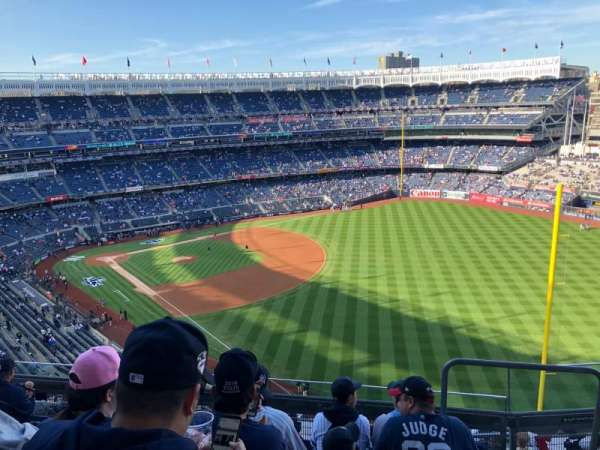 Yankee Stadium, section: 409, row: 6, seat: 2