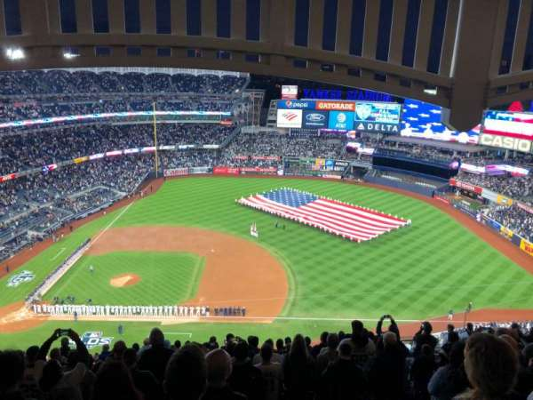 Yankee Stadium, section: 415, row: 14, seat: 16