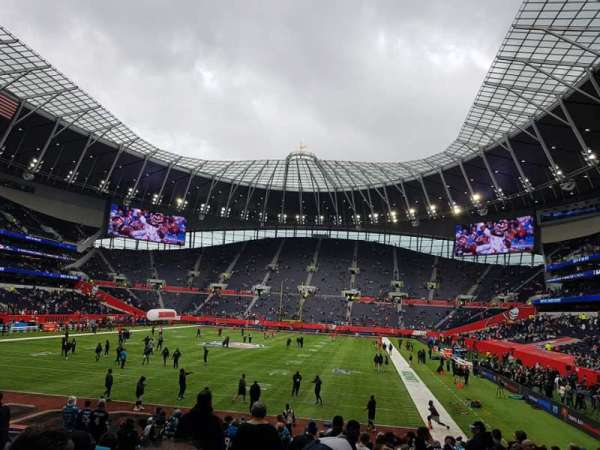 Tottenham Hotspur Stadium, section: 111, row: 18, seat: 326