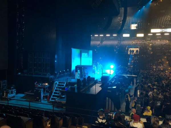 Royal Farms Arena, section: 105, row: K, seat: 11