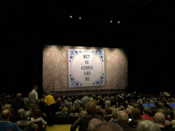 Parktheater Eindhoven, section: Grote Zaal, row: 16, seat: 14