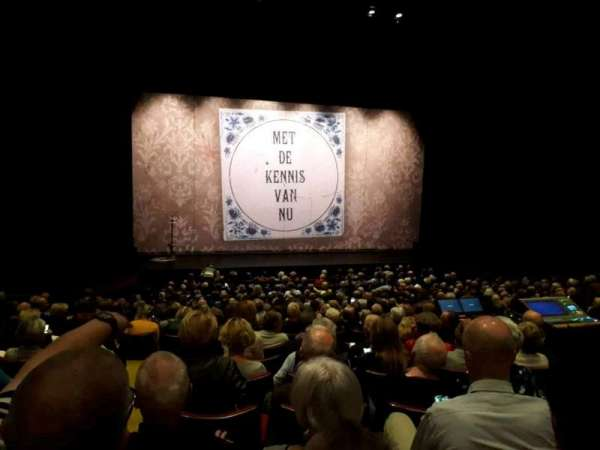 Parktheater Eindhoven, section: Grote Zaal, row: 16, seat: 16