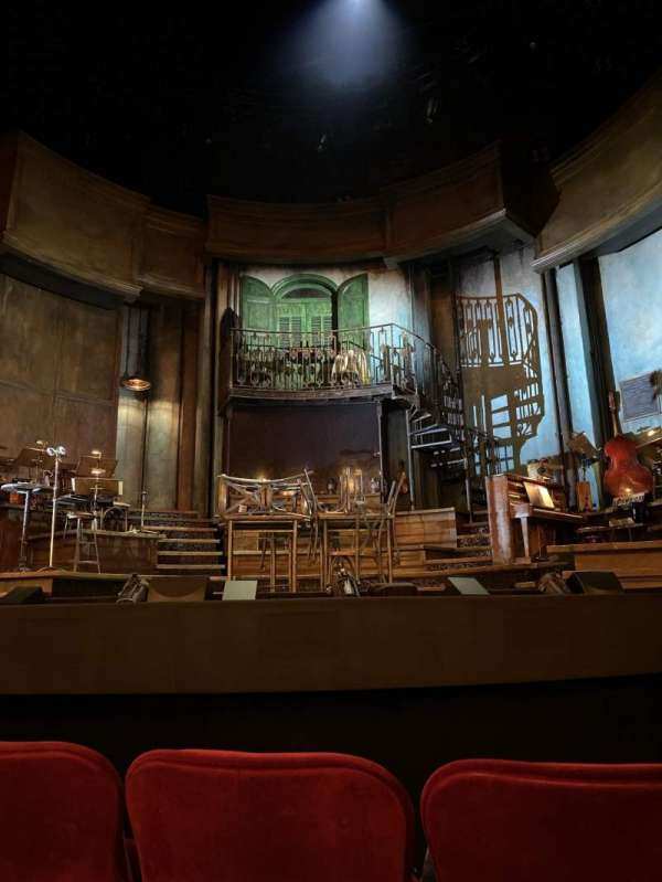 Walter Kerr Theatre, section: Orchestra C, row: E, seat: 103