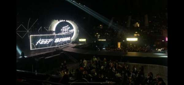 SSE Arena, Wembley, section: S8, row: E