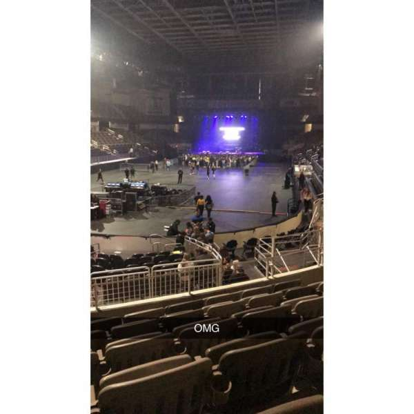 Indiana Farmers Coliseum, section: 204, row: F, seat: 6